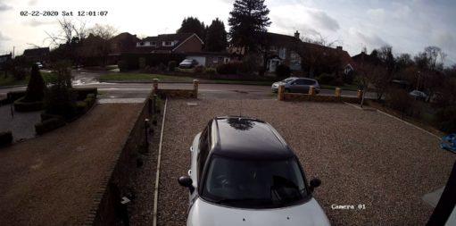 8mp-4K CCTV Hikvision Camera