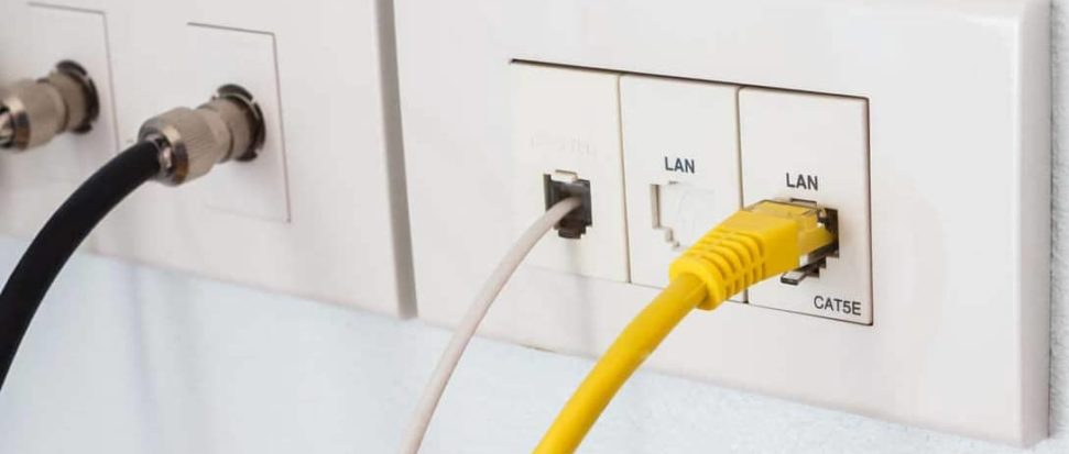 home data cabling